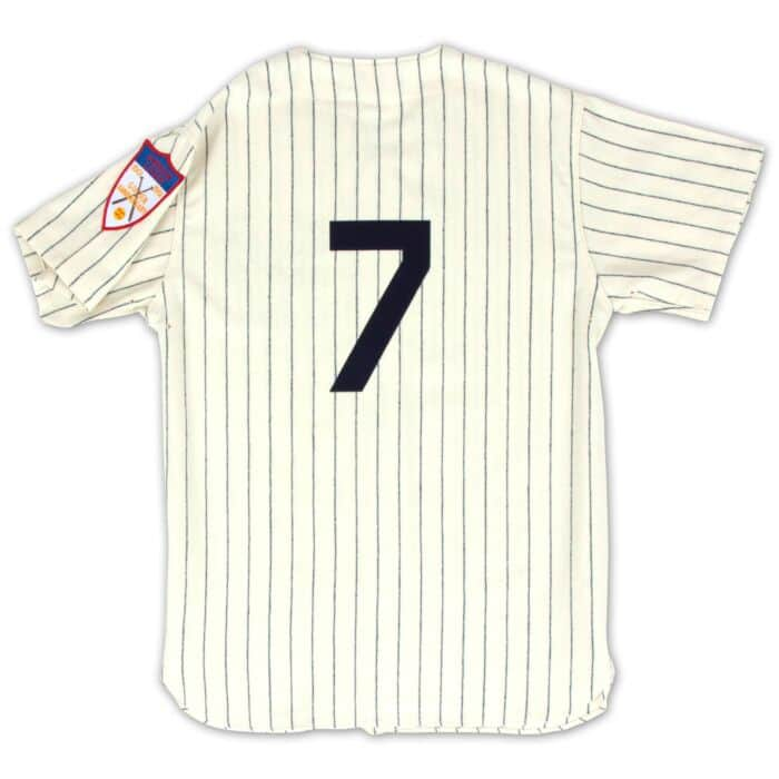 hot sales b945d d09a2 Authentic Jersey New York Yankees Home 1951 Mickey Mantle