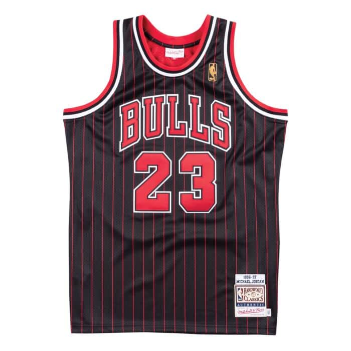 Authentic Jersey Chicago Bulls