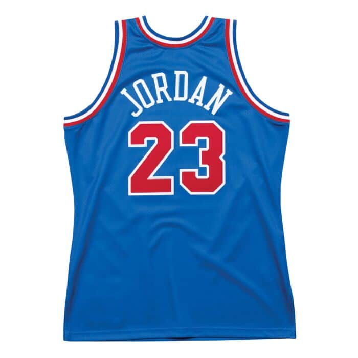 online store d3085 b197f Authentic Jersey All-Star East 1993 Michael Jordan