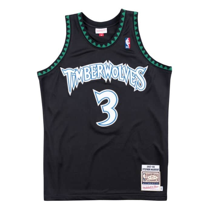 timberwolves alternate jersey