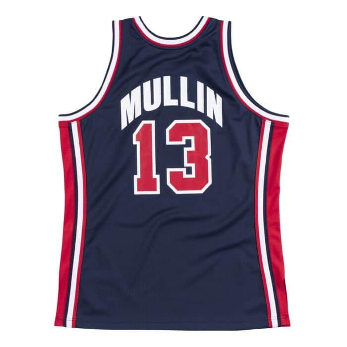 online store bdb2d aaa79 Authentic Jersey Team USA 1992 Chris Mullin