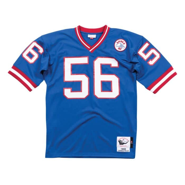 detailing 49e0f 0c7ec Authentic Jersey New York Giants 1986 Lawrence Taylor