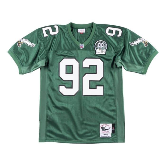 hot sale online a9ce8 bd9e7 Authentic Jersey Philadelphia Eagles 1992 Reggie White