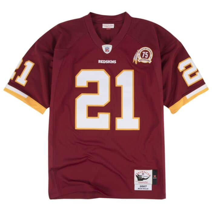hot sale online 9c0e1 4f072 Authentic Jersey Washington Redskins 2007 Sean Taylor - Shop ...