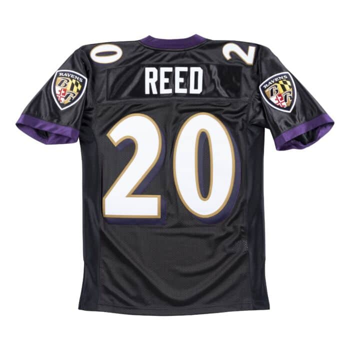 sports shoes 3cb2e 4ee9a Authentic Jersey Baltimore Ravens 2004 Ed Reed