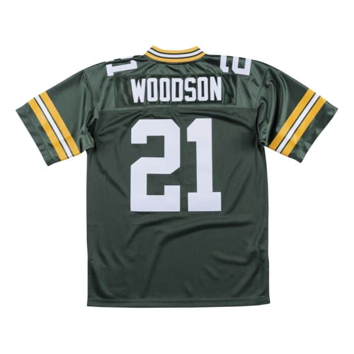 huge selection of b2f8b efd8e Authentic Jersey Green Bay Packers Super Bowl 2010 Charles Woodson