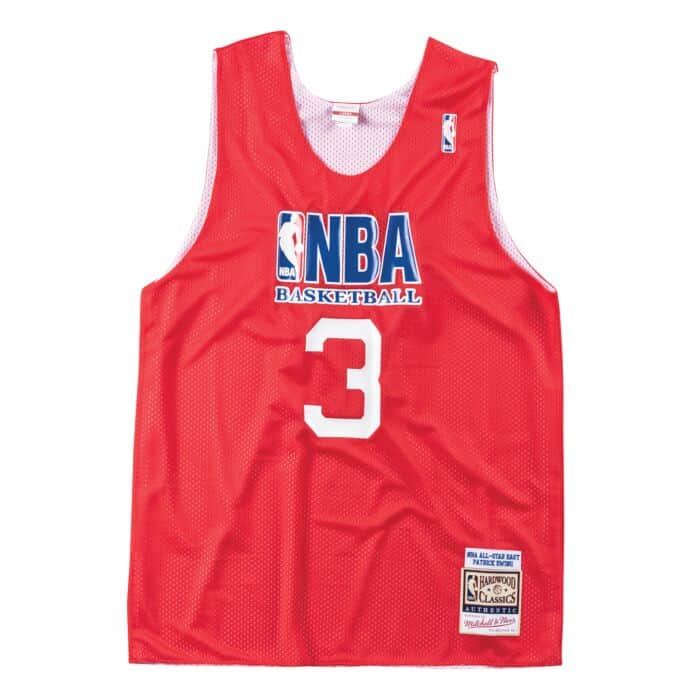 half off ab9c8 84fa9 Authentic Practice Jersey All-Star East 1991 Patrick Ewing