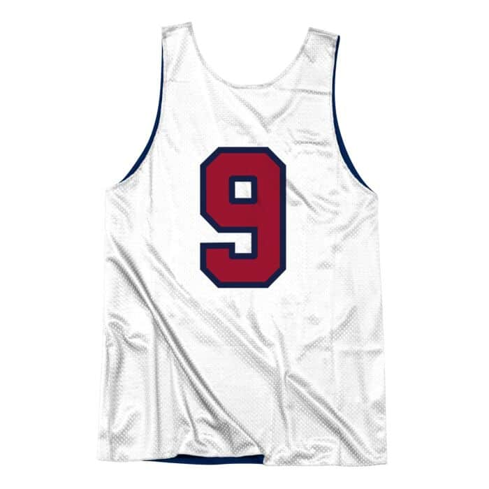 promo code 5b468 b20a8 Authentic Reversible Practice Jersey Team USA 1992 Michael ...