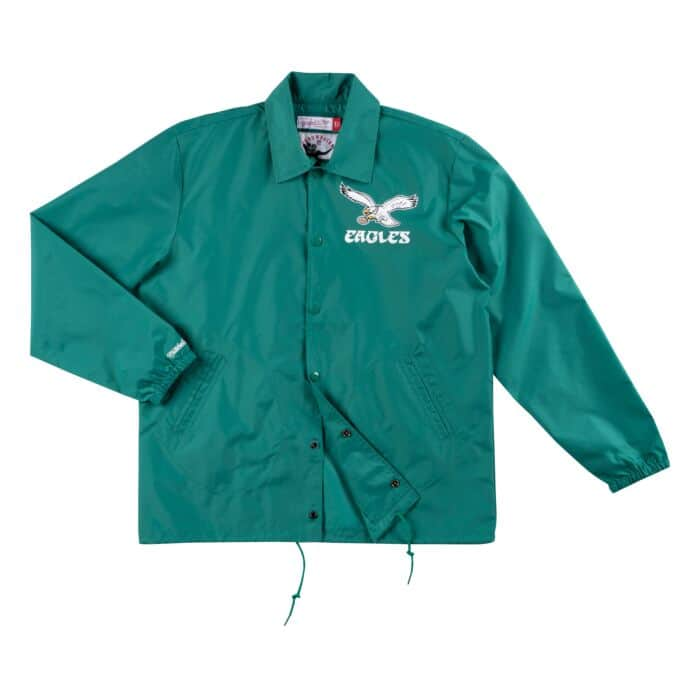 finest selection 0111b 675ab Coaches Jacket Philadelphia Eagles