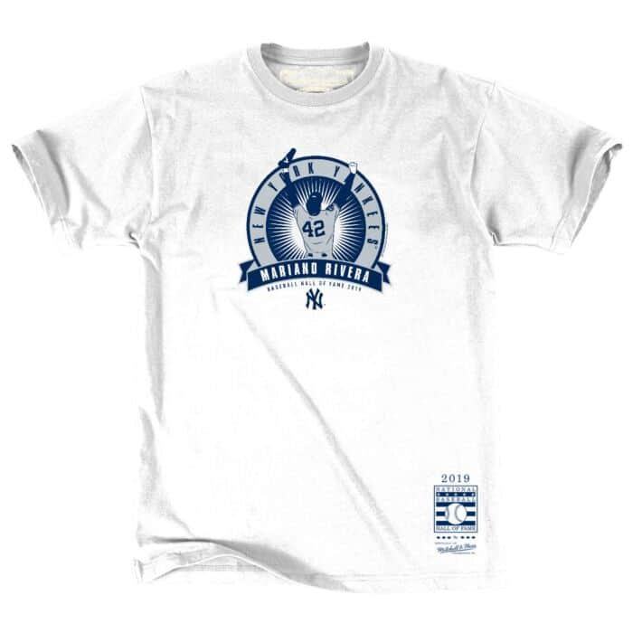 premium selection e1617 e8748 Hall Of Fame Victory Tee New York Yankees Mariano Rivera