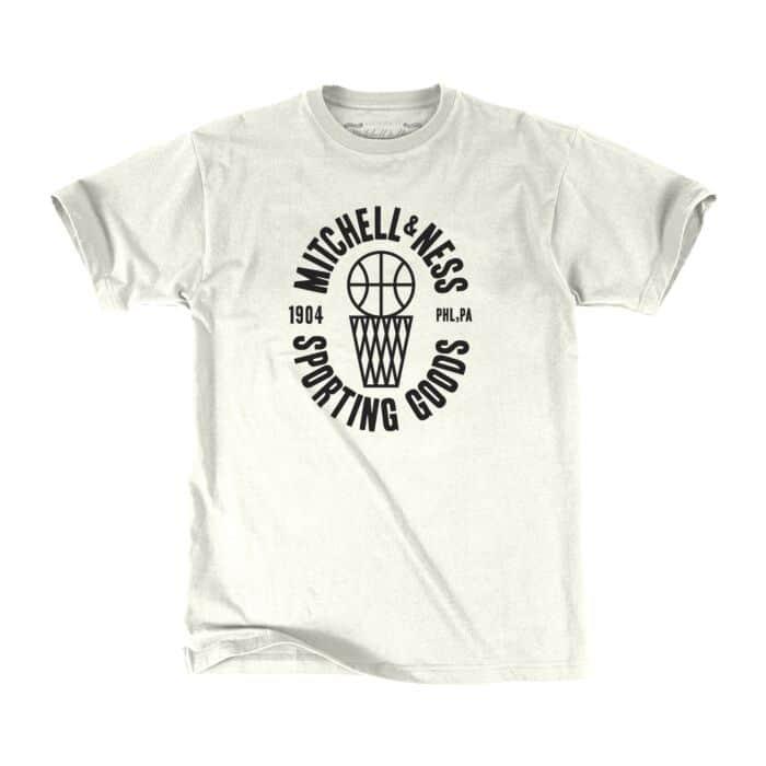 best website 9a30f 3937d Mitchell & Ness Vintage Basketball Tee - Shop Mitchell ...