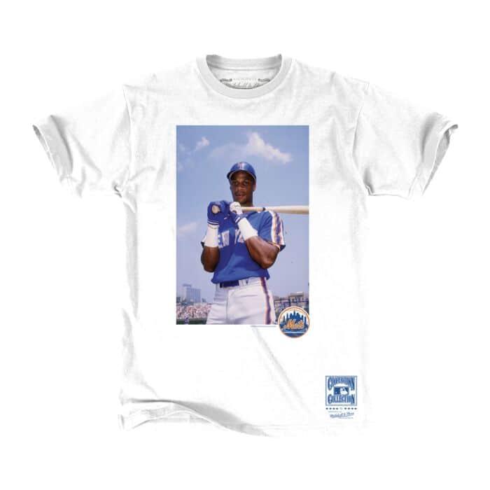 premium selection ab28f 0f213 Off Field Tee New York Mets Darryl Strawberry - Shop ...