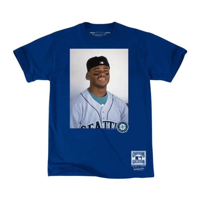 finest selection 013c3 c879a Off Field Tee Seattle Mariners Ken Griffey Jr. - Shop ...