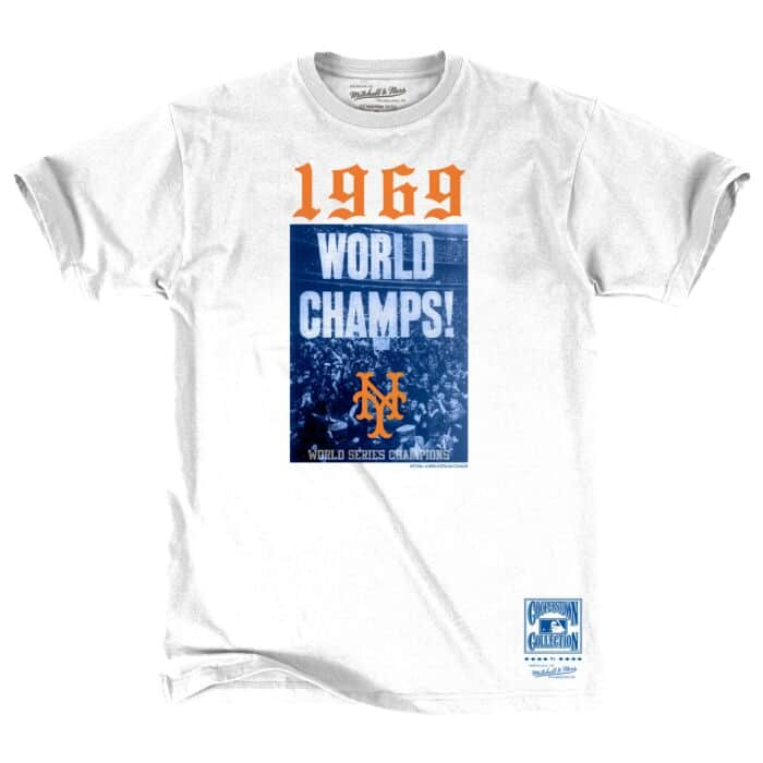 5e3ac1db 69 Champs Tee New York Mets - Shop Mitchell & Ness Shirts and ...