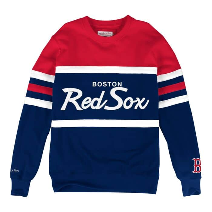 release date: d61f1 3012f Head Coach Crew Boston Red Sox
