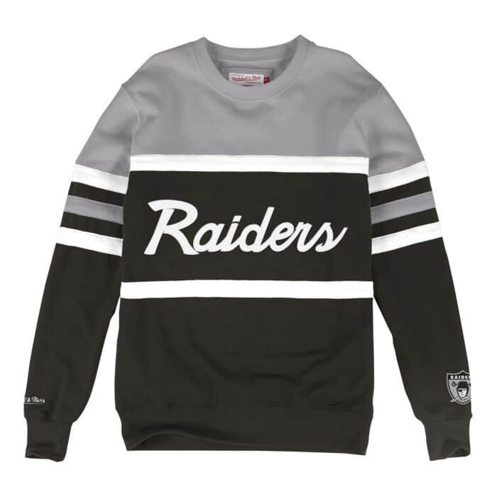 new style 7fc6e 39187 Head Coach Crew Oakland Raiders - Shop Mitchell & Ness ...