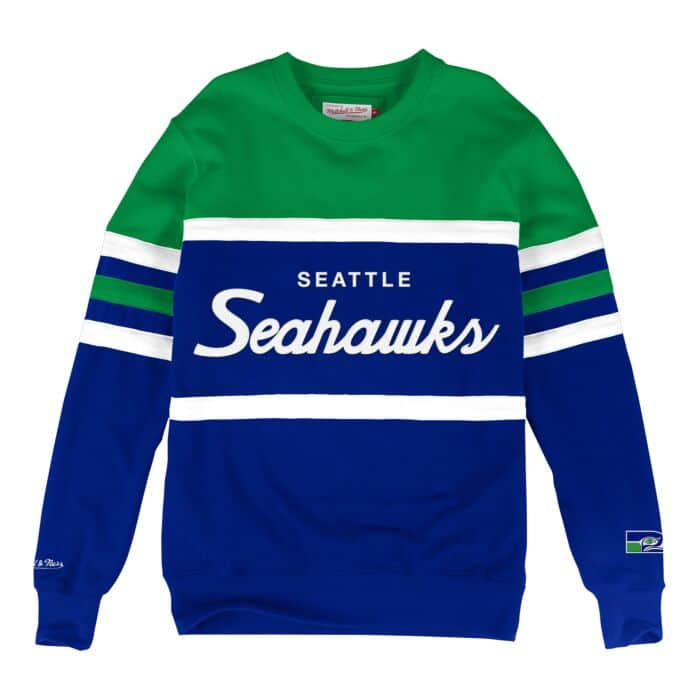 new concept 97c13 89316 Head Coach Crew Seattle Seahawks - Shop Mitchell & Ness ...