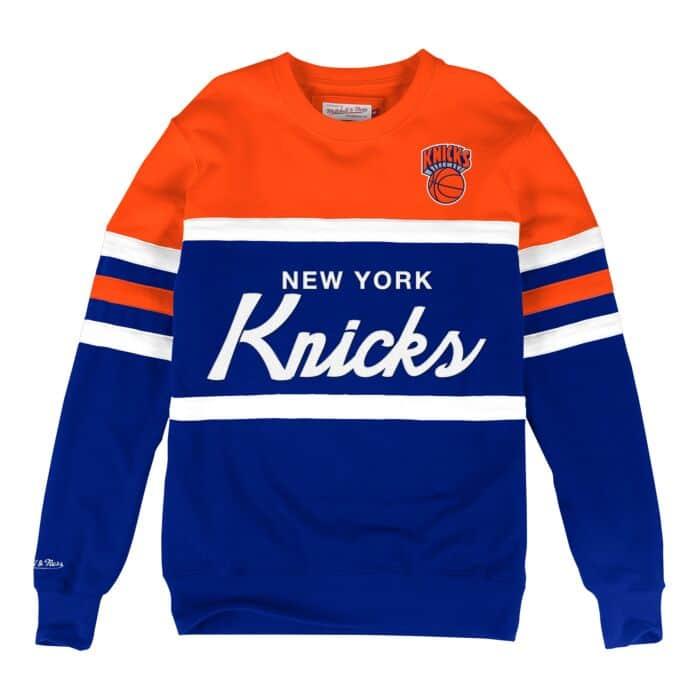 322b4131 Head Coach Crew New York Knicks