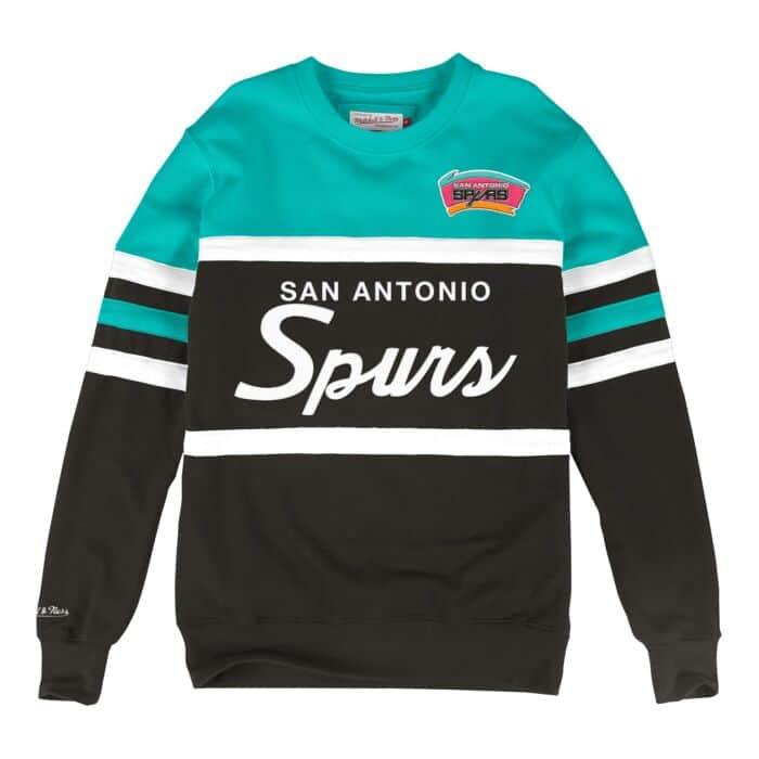 buy online 92772 c1a75 Head Coach Crew San Antonio Spurs