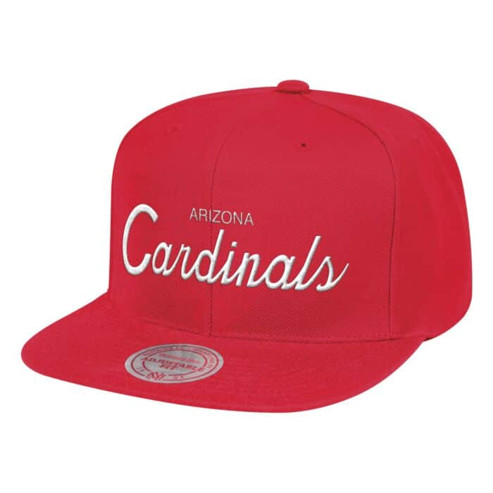 new concept 54885 a5700 Script Snapback Arizona Cardinals