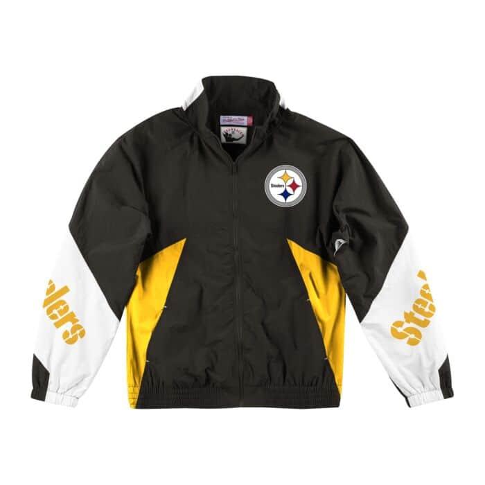 on sale 50d1e 4a888 Midseason Windbreaker 2.0 Pittsburgh Steelers
