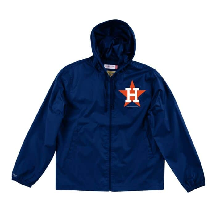 best sneakers 88019 ddc63 Team Captain Lightweight Windbreaker Houston Astros