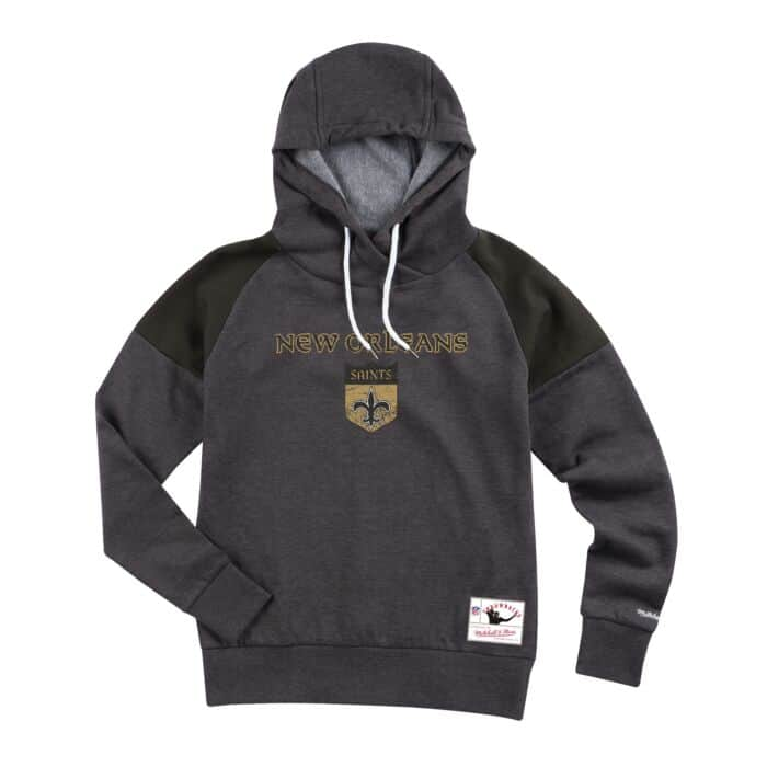 Women S Holiday Hoody New Orleans Saints