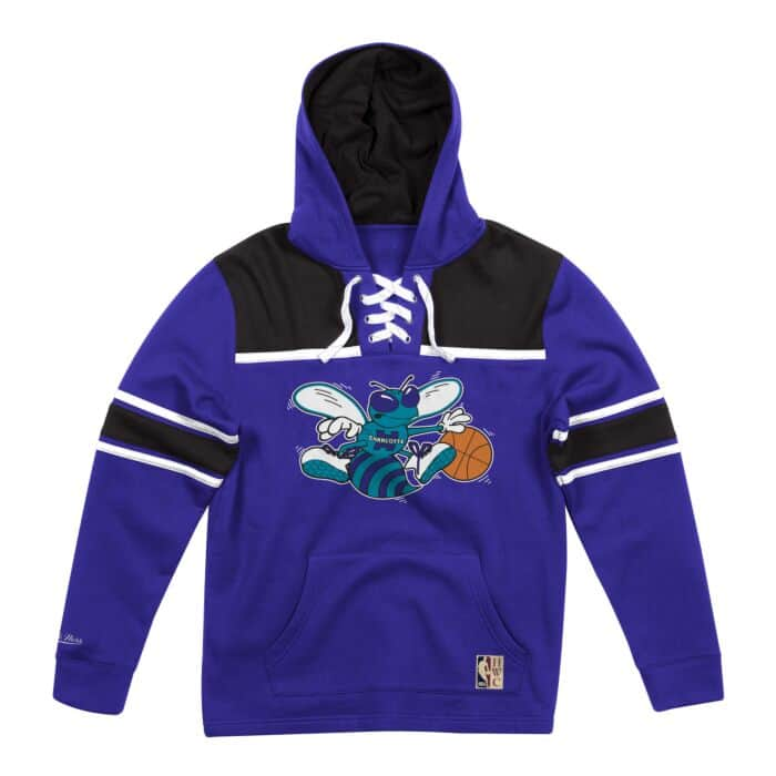 new style 34037 774b3 Hockey Hood Fleece Charlotte Hornets - Shop Mitchell & Ness ...