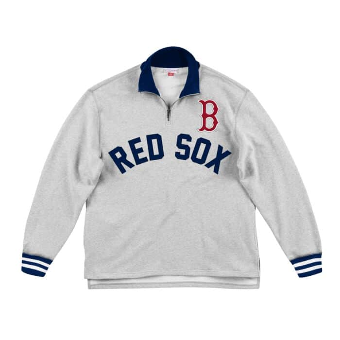 Sealed The Victory 1/4 Zip Boston Red Sox
