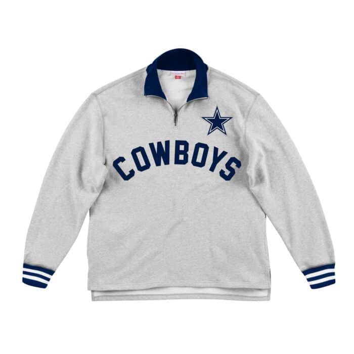 online retailer 7fcc3 e5284 Sealed The Victory 1/4 Zip Dallas Cowboys