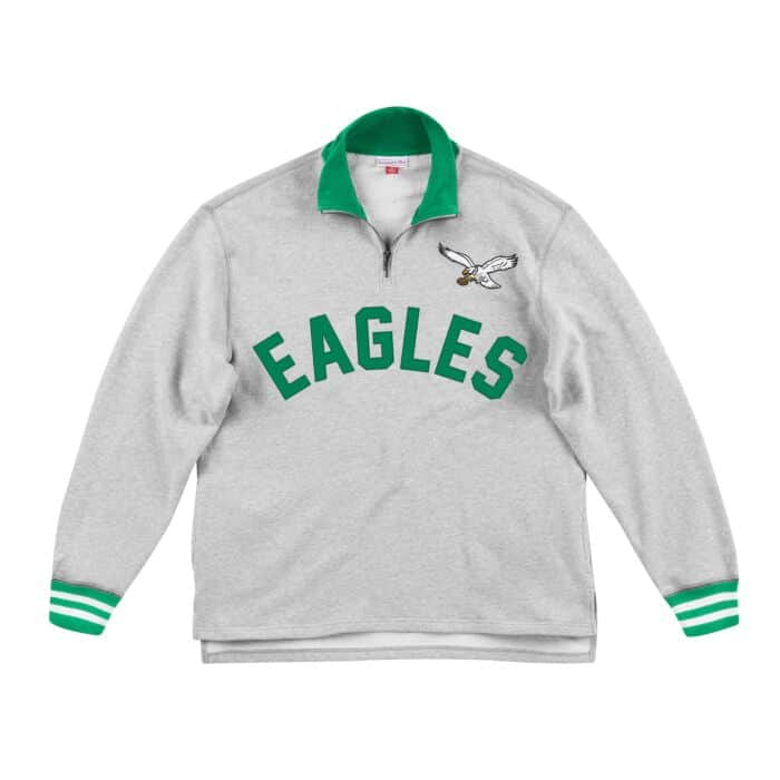 best website 02571 f4da3 Sealed The Victory 1/4 Zip Philadelphia Eagles - Shop ...