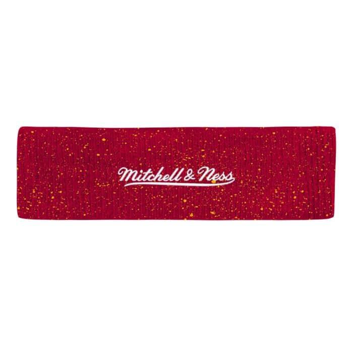 Speckled Headband Miami Heat Shop Mitchell Ness Accessories