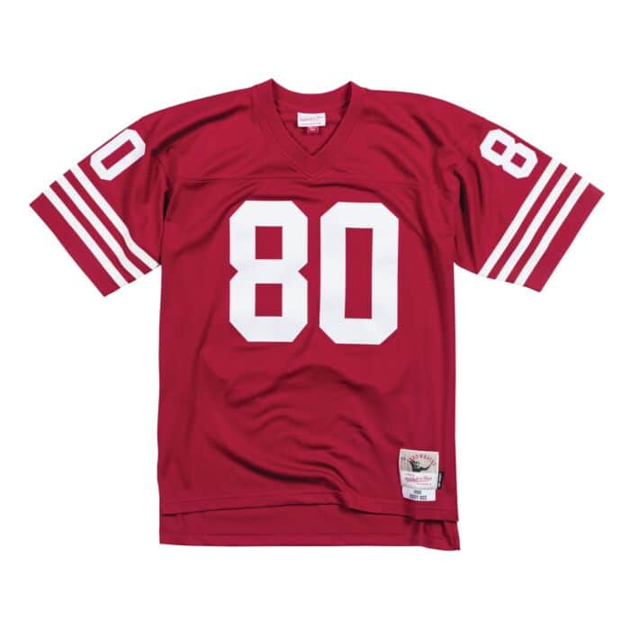 new style 104f5 3dd4e Legacy Jersey San Francisco 49ers 1990 Jerry Rice