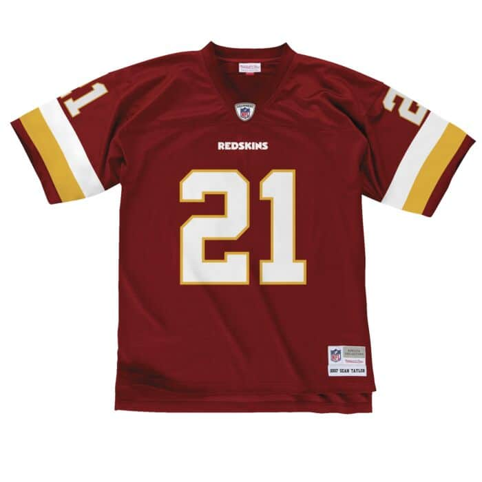 the latest 61735 bdaa2 Legacy Jersey Washington Redskins 2007 Sean Taylor