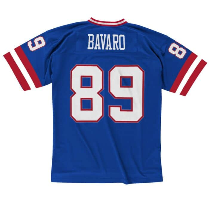 Jersey New York Giants 1986 Mark Bavaro
