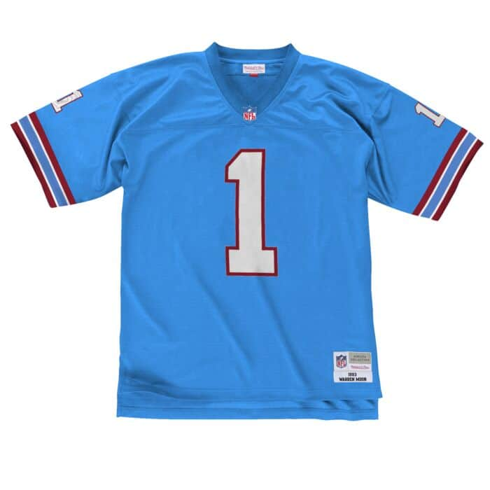 new products c106c 3a5c8 Legacy Jersey Houston Oilers 1993 Warren Moon - Shop ...
