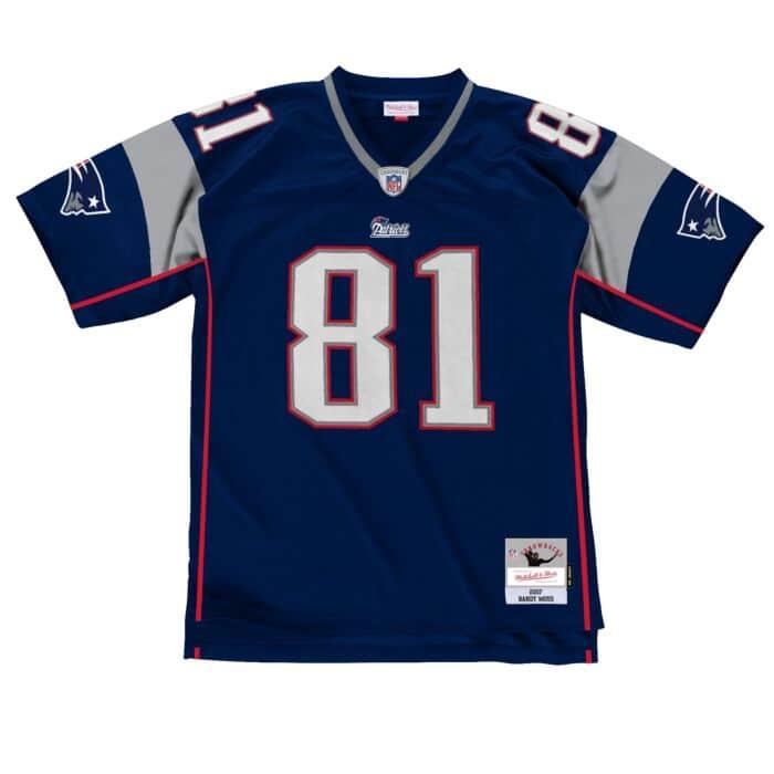 super popular 2d86a 02e98 Legacy Jersey New England Patriots 2007 Randy Moss - Shop ...