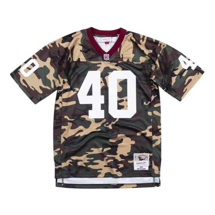 promo code 72a23 326b2 camo arizona cardinals jersey