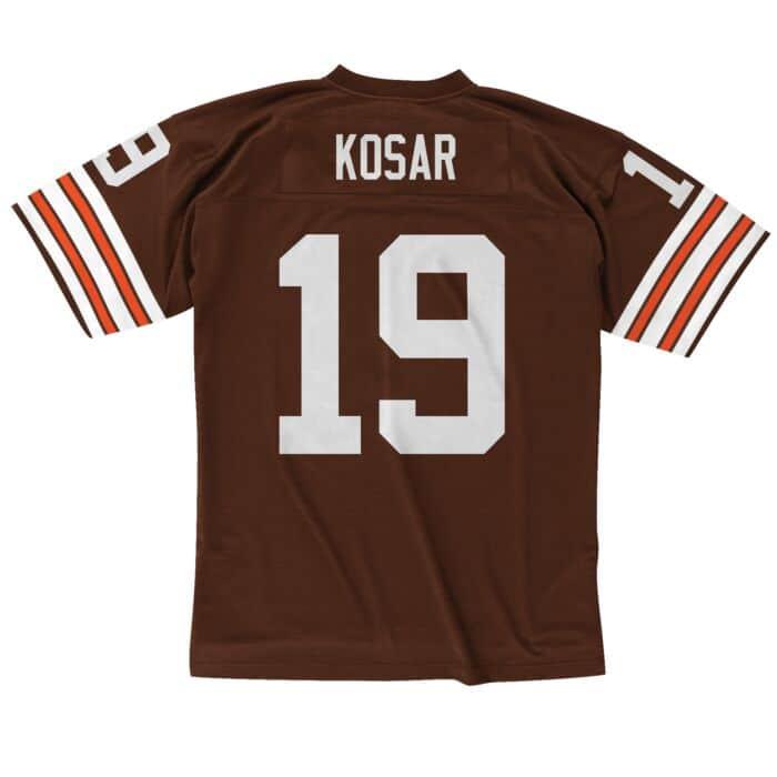 the best attitude f2514 ef034 Legacy Jersey Cleveland Browns 1987 Bernie Kosar - Shop ...