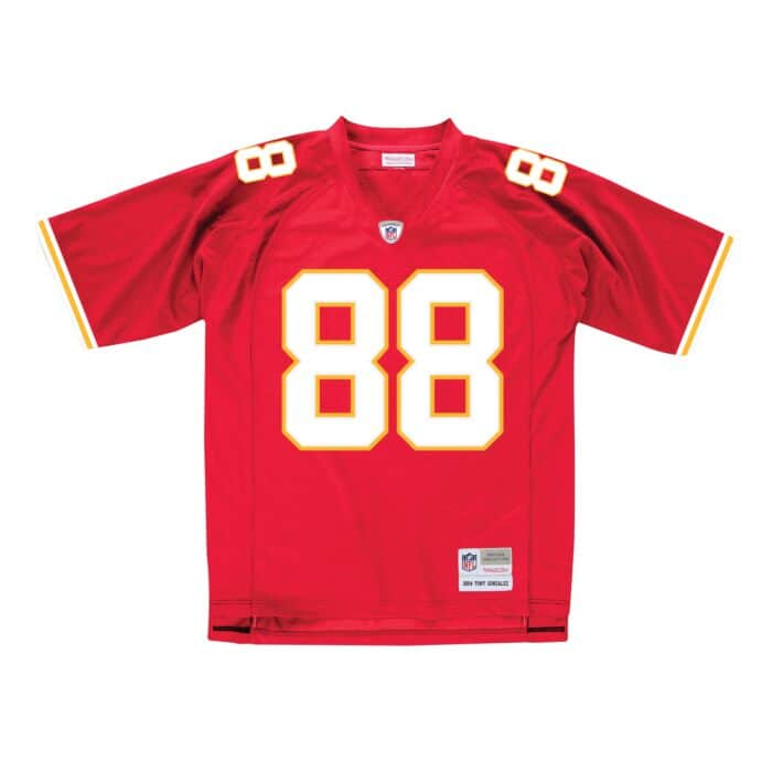 pretty nice 939ad b1fad Legacy Jersey Kansas City Chiefs 2004 Tony Gonzalez