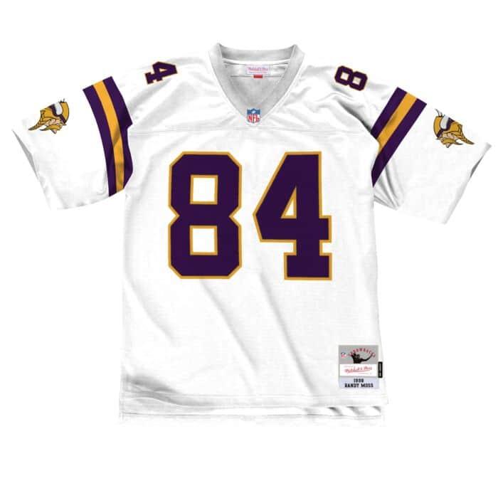 reputable site ed3e0 4ce18 Legacy Jersey Minnesota Vikings 1998 Randy Moss - Shop ...