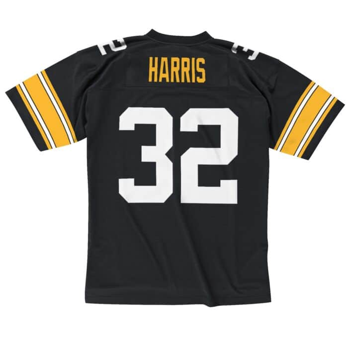 newest 37045 10ab4 Legacy Jersey Pittsburgh Steelers 1976 Franco Harris