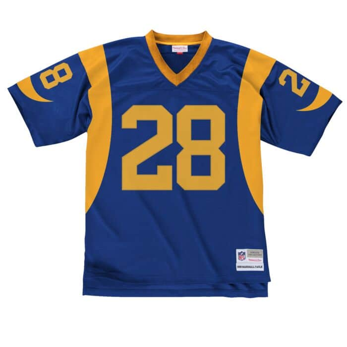 hot sale online 1985e ad306 Legacy Jersey St. Louis Rams 1999 Marshall Faulk - Shop ...
