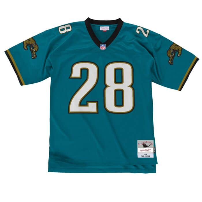 official photos 1a587 39e77 Legacy Jersey Jacksonville Jaguars 1998 Fred Taylor
