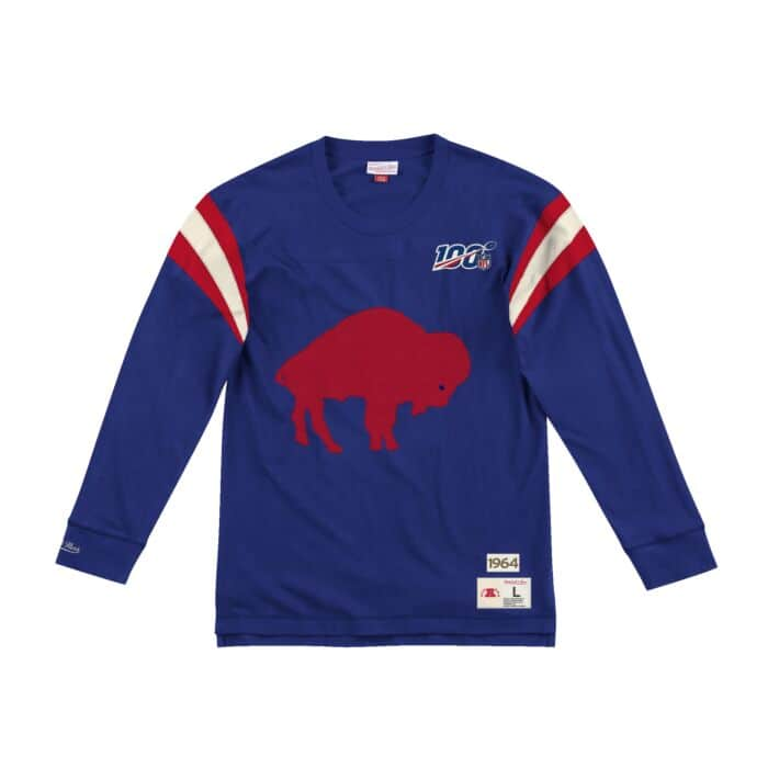 pretty nice 83ed6 bc1a8 Team Inspired Longsleeve Buffalo Bills