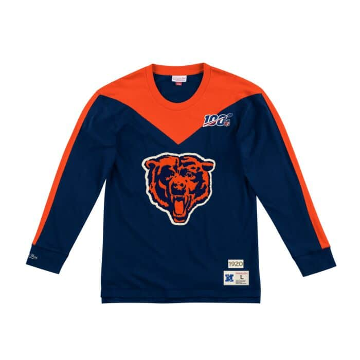 outlet store f4c6b 15553 Team Inspired Longsleeve Chicago Bears - Shop Mitchell ...