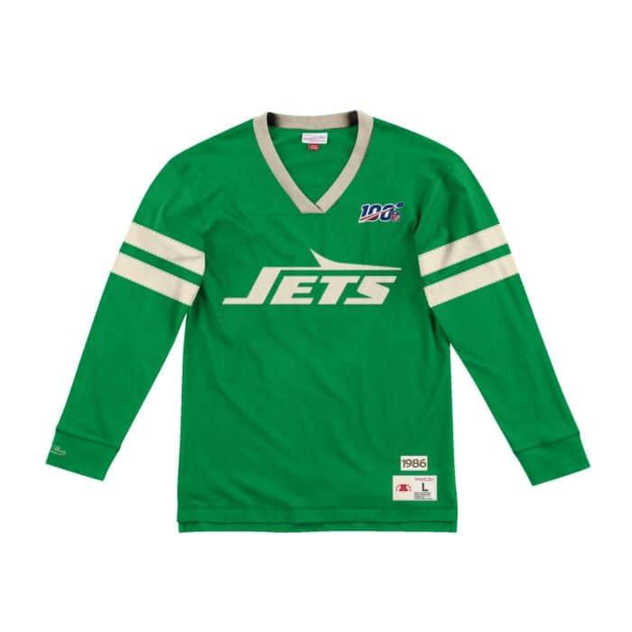 online store 6994d 7a651 Team Inspired Longsleeve New York Jets