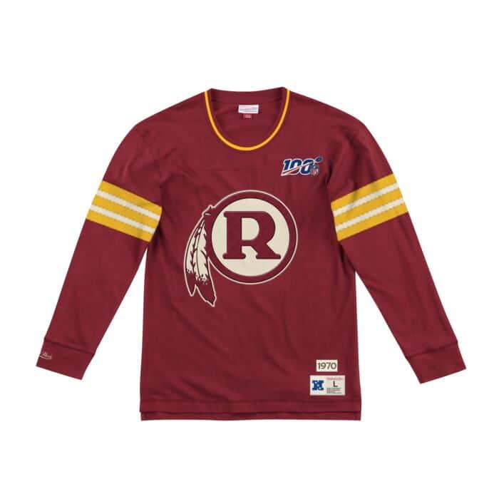 buy popular 64e0b eae5b Team Inspired Longsleeve Washington Redskins