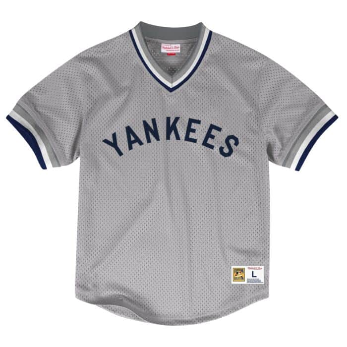 best cheap 1f4a2 296bb Mesh V-Neck New York Yankees