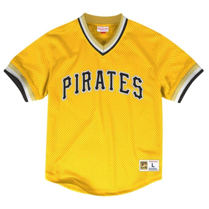 best website 301c6 f188d Mesh V-Neck Pittsburgh Pirates